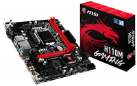 MSI Main Board Desktop H110