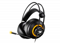 COUGAR HEADSET IMMERSA PRO BLACK